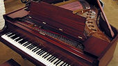 Restored Steinway Grand Piano by Michael Sweeney